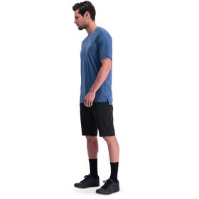 Mons Royale Vapour Lite T T-Shirt Herr oily blue